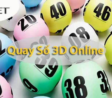 Khám phá cách chơi quay số 3D Online tại nhà cái trực tuyến