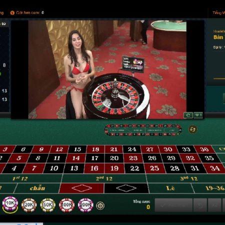 Tìm hiểu cách chơi Roulette cơ bản dành cho người mới bắt đầu tại V9Bet