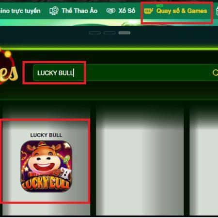 Khám phá cách chơi Lucky Bull cơ bản tại nhà cái cá cược V9Bet